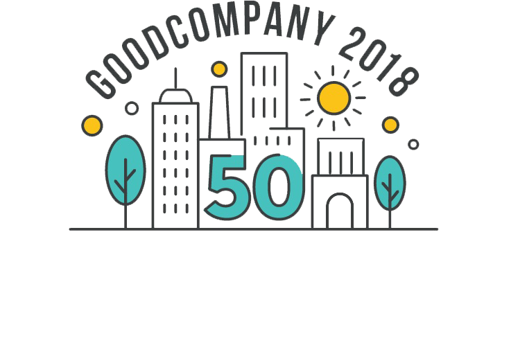 Top 40 Workplaces To Give Back